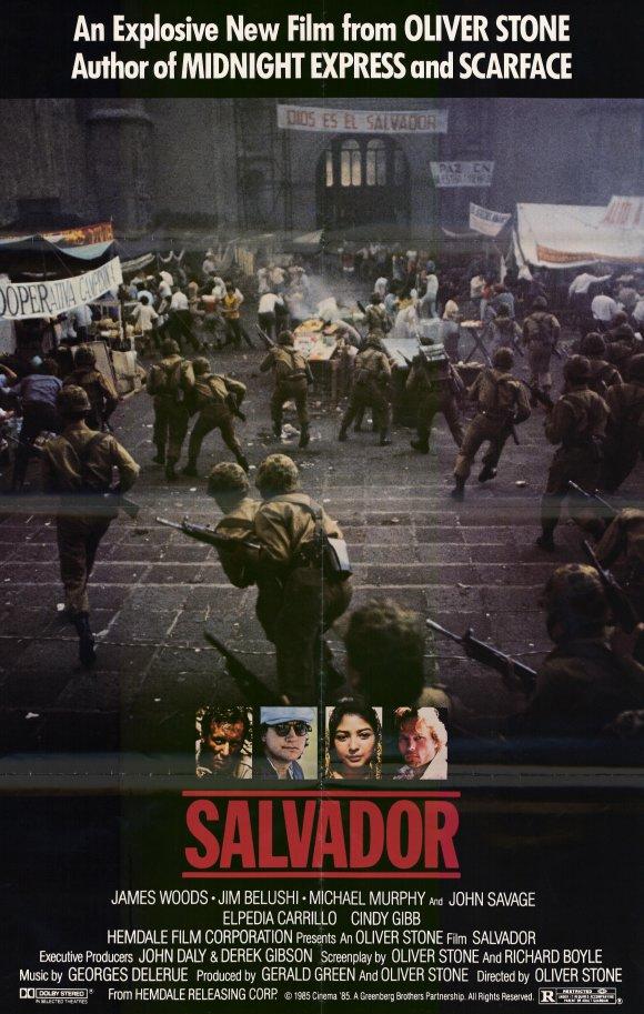 Poster do filme Salvador
