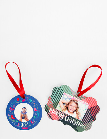 Christmas Photo Gifts Personalized Holiday Photo Gift