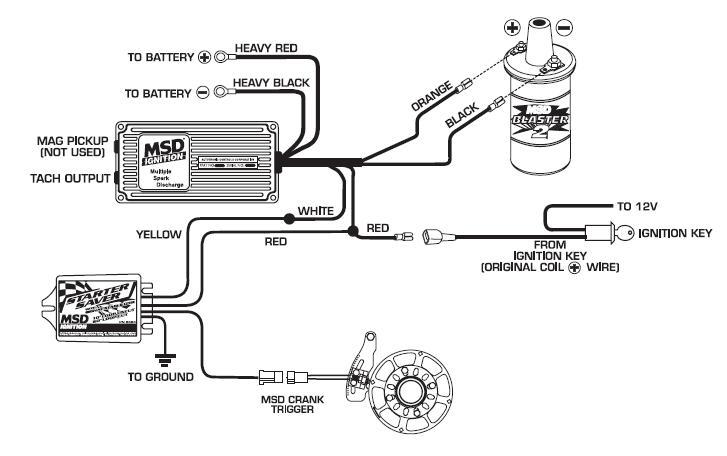 Msd 6al Wiring Diagram Chevy V 8. Chevy. Auto Wiring Diagram