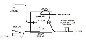 7531 Dark Blue Latch Relay  MSD Blog