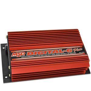 MSD 6520 Digital 6Plus Ignition Control  MSD Performance