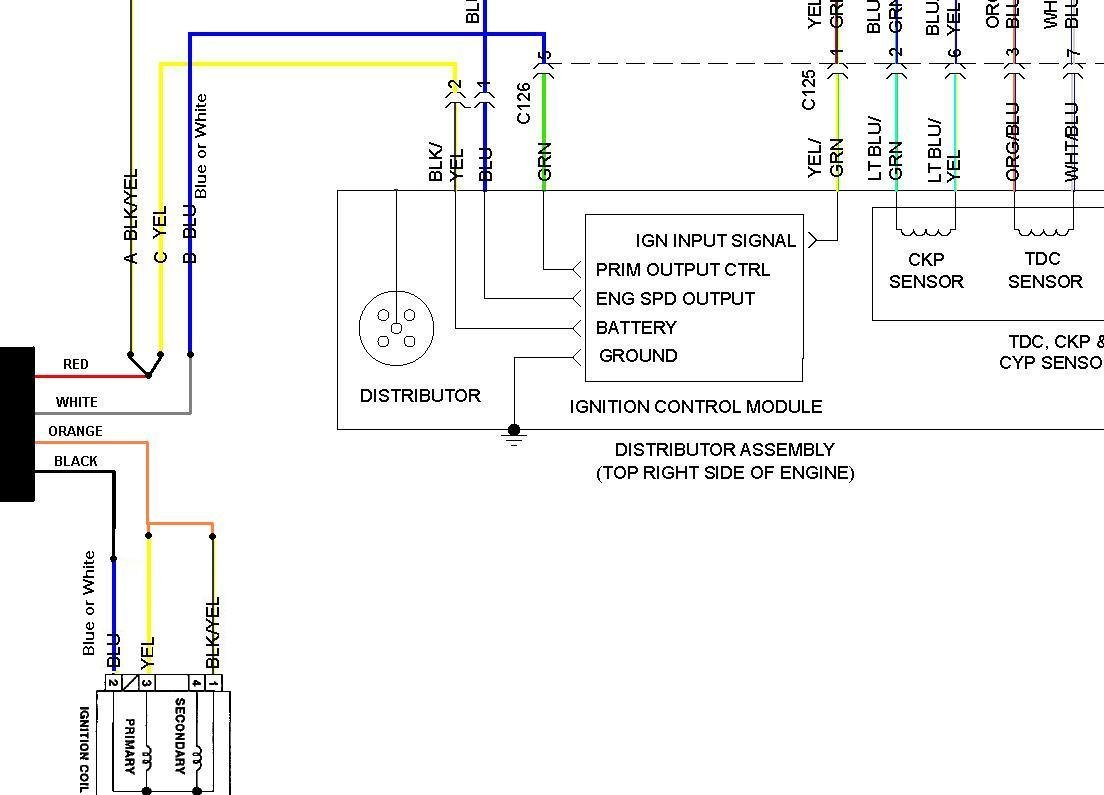 96 Ecu Pin Layout Diagram Honda Prelude Forum