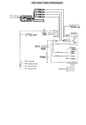 89 Honda Prelude  MSD Blog