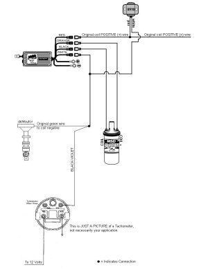 1972 Porche 914 Tach Drawing  MSD Blog