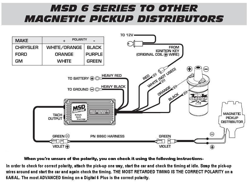 beautiful msd ignition 6200 wiring diagram photos - electrical, Wiring diagram