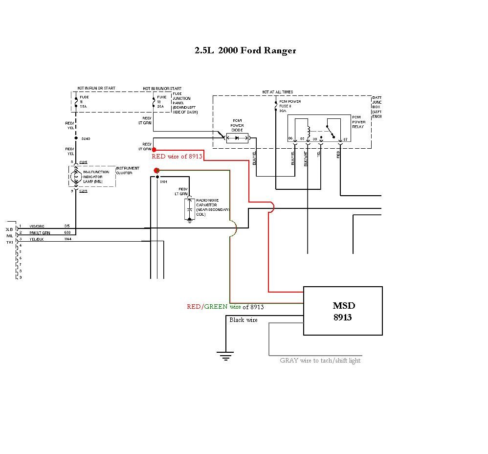 programable msd wiring diagrams   31 wiring diagram images
