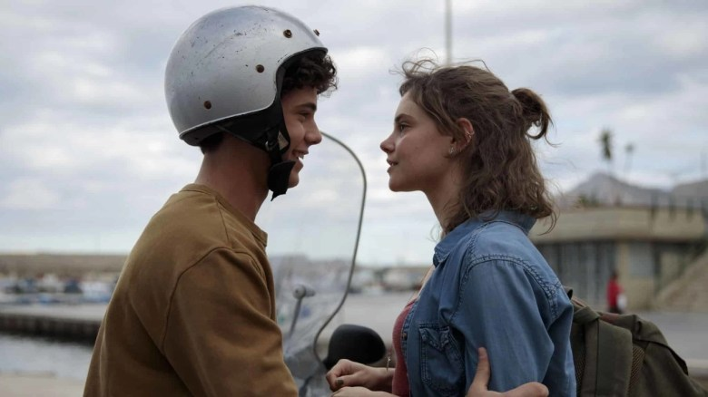 Caught by a Wave (2021)   MUBI