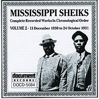 Mississippi Sheiks, Vol.2 (1930 - 1931)