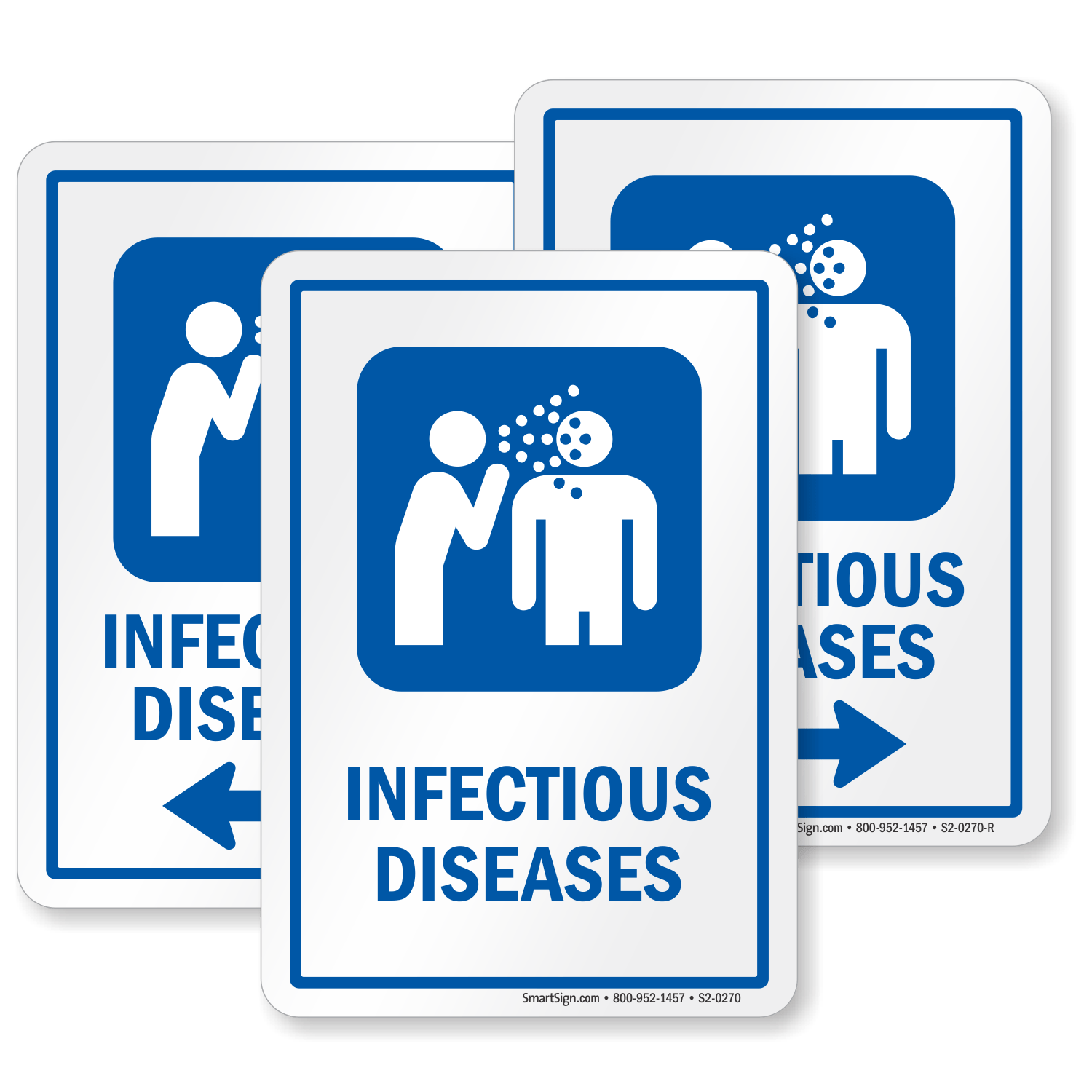 Infectious Disease Hospital Sign Viral Infection Symbol