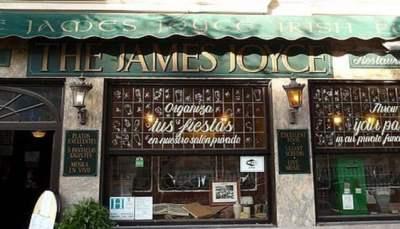 James Joyce in Madrid   My Guide Madrid