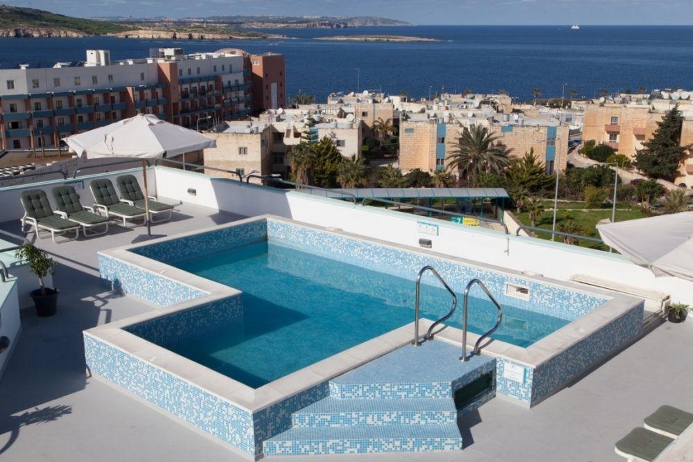 Park Lane Aparthotel In Malta My Guide Malta