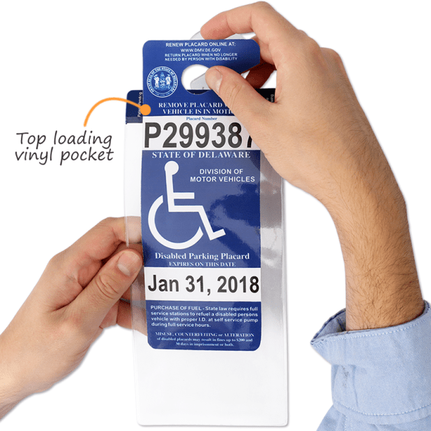 Florida disabled parking permit replacement for Florida temporary fishing license