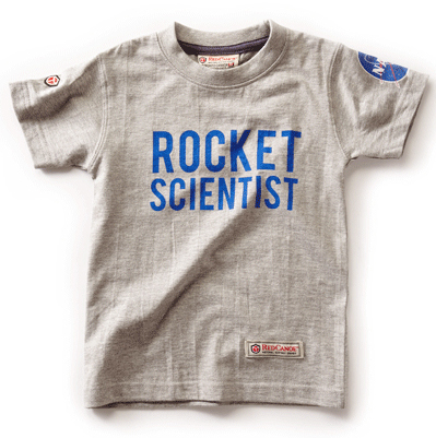 Kids NASA Rocket Scientist TShirt MyPilotStorecom