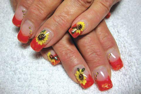 Nail Art Design Gallery Photos Hot Ideas