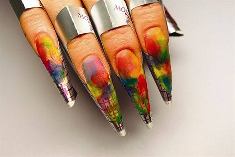 Elena Maltseva Is A Nail Artist From St Petersburg Russia Who Educates All Over The World She An Expert In Gels Acrylics And Hand Painting