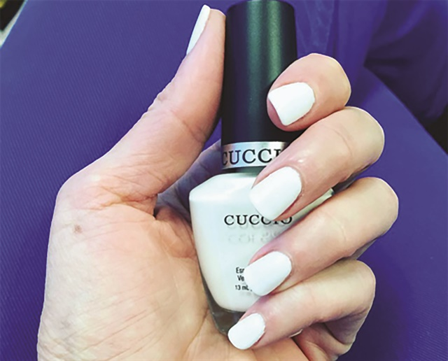 Cuccio Pro Will Soon Release Dip System Colored Powders And Nail Polish Kits Designed To Match The Shades On Nails With Toenails