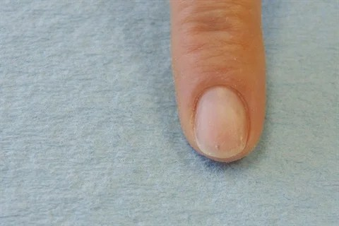 Place The Wrap On Nail With Tweezers So You Don T Actually Touch Your Fingers And Deposit Any Oils