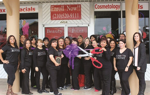 P The Beauty Point Academy Celebrated Grand Opening Of Nsi In December