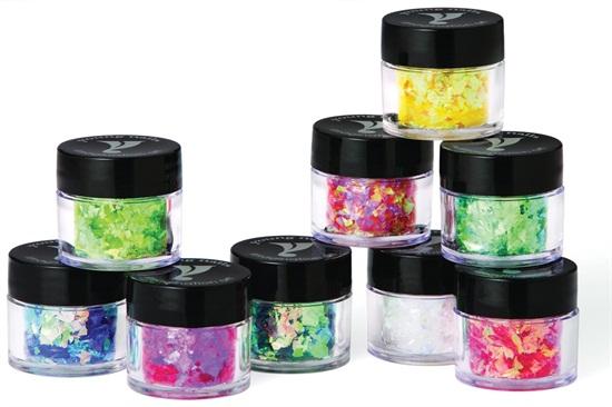 Ezflow Gel Art Designer Kit Nail Foil Studs 3 Tammy Taylor Dazzle Rocks Rhinestones Glitter 4 Dollar Ash Industries Geo