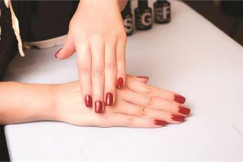 Mage Jessica Hand Body Emulsion Into The Hands To Add Necessary Moisture And Plete Perfect Geleration Manicure