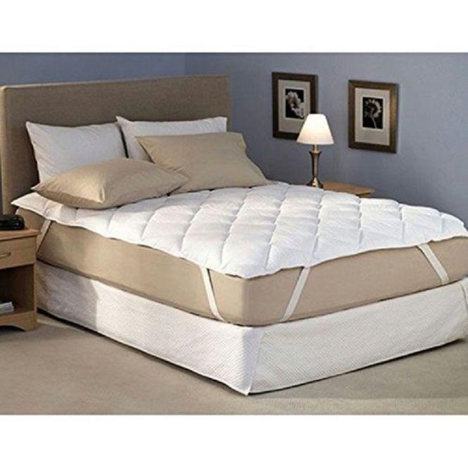 Banarsi Das 100 Cotton Double Bed Waterproof Mattress Cover