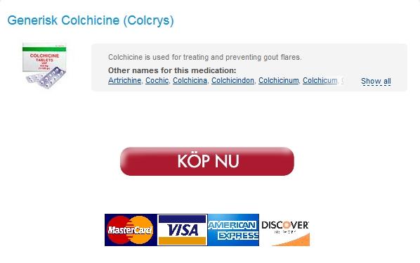colchicine! Låga priser och rabatter! Besök idag!