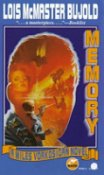 Book cover art for Memory by Lois McMaster Bujold