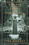 Book cover art for Midnight in the Garden Of Good and Evil