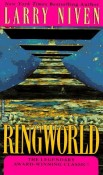 Book cover art for Ringworld