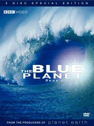 Blue Planet: Seas of Life Special Edition DVD cover art