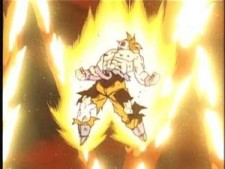 Pic from Dragonball Z: Imperfect Cell: Race Against Time