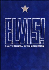 Elvis! Lights! Camera! Elvis! Collection DVD cover art