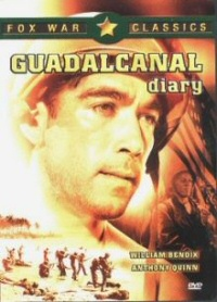 DVD cover art for Guadalcanal Diary
