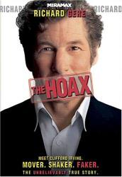 The Hoax DVD cover art
