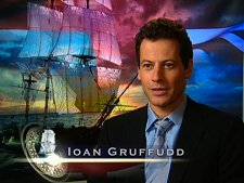 Ioan Gruffudd from the Horatio Hornblower Collector's Edition