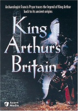 King Arthur's Britain DVD cover art