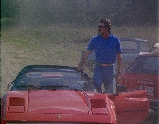 Tom Selleck is Magnum P.I. with a sweet car in Magnum, P.I.: The Complete Second Season