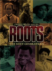 Roots: The Next Generations DVD cover art