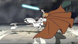 Obi-Wan from Star Wars: Clone Wars, Vol. 1