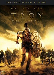 Troy DVD cover art