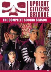 Upright Citizens Brigade Season 2 DVD cover art