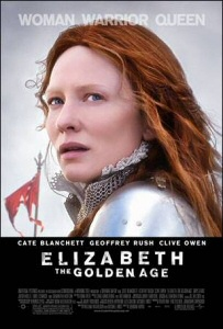 Elizabeth: The Golden Age poster art