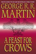 Cover art for George R. R. Martin's A Feast for Crows