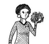 The Trouble With Tribbles, adapted by Edward Gorey