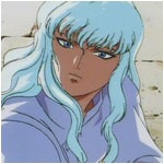Griffith from Berserk