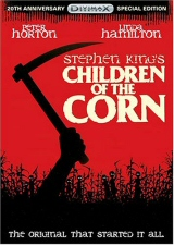 DVD cover art for Children of the Corn