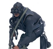 Redeployed Navy Seal