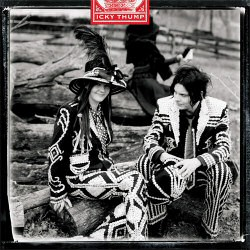 Icky Thump by the White Stripes, CD cover art