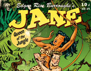 Edgar Rice Burroughs's Jane
