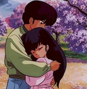 Kyoko and Godai from Maison Ikkoku